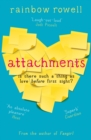 Attachments : Is there such a thing as love before first sight? The romantic comedy we all need to read in 2020 - eBook
