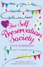 The Self-Preservation Society - eBook