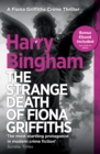 The Strange Death of Fiona Griffiths : Fiona Griffiths Crime Thriller Series Book 3 - eBook