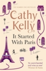 It Started With Paris - Book
