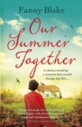 Our Summer Together - Book