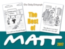 The Best of Matt 2017 : Our world today - brilliantly funny cartoons - Book