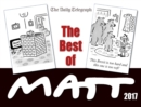 The Best of Matt 2017 : Our world today - brilliantly funny cartoons - eBook