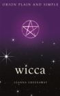 Wicca, Orion Plain and Simple - Book