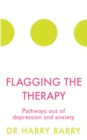 Flagging the Therapy : Pathways out of depression and anxiety - eBook