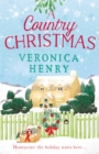 A Country Christmas - Book