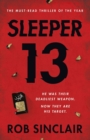 Sleeper 13 : A gripping thriller full of suspense and twists - eBook