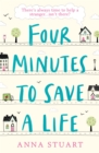 Four Minutes to Save a Life : A feel-good story that will make you laugh and cry - Book