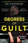 Degrees of Guilt : A gripping psychological thriller with a shocking twist - Book