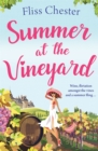 Summer at the Vineyard - Book