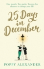 25 Days in December : The perfect feel-good holiday romance to curl up with this festive season - eBook