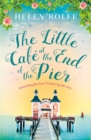 The Little Cafe at the End of the Pier - Book
