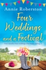 Four Weddings and a Festival - Book