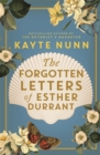 The Forgotten Letters of Esther Durrant - Book