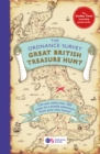 The Ordnance Survey Great British Treasure Hunt : Can you solve over 350 clues on a puzzle adventure from your own home? - Book