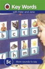 Key Words: 5c More sounds to say - Book