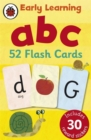 Ladybird Early Learning: ABC Flash Cards - Book