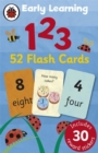 Ladybird Early Learning: 123 Flash Cards - Book