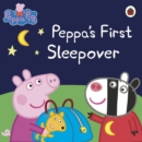 Peppa Pig: Peppa's First Sleepover - Book