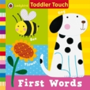Ladybird Toddler Touch: First Words - Book