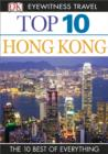 DK Eyewitness Top 10 Travel Guide: Hong Kong : Hong Kong - eBook