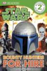 Star Wars Bounty Hunters for Hire - eBook