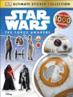 Star Wars The Force Awakens Ultimate Sticker Collection - Book