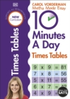10 Minutes A Day Times Tables - Book