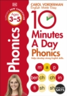 10 Minutes A Day Phonics Ages 3-5 Key Stage 1 - Book