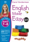 English Made Easy, Ages 7-8 (Key Stage 2) : Supports the National Curriculum, English Exercise Book - Book