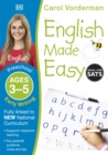English Made Easy Early Writing Ages 3-5 Preschool - Book