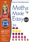 Maths Made Easy: Beginner, Ages 5-6 (Key Stage 1) : Supports the National Curriculum, Maths Exercise Book - Book