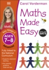 Maths Made Easy Ages 7-8 Key Stage 2 Advanced - Book