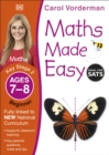Maths Made Easy: Beginner, Ages 7-8 (Key Stage 2) : Supports the National Curriculum, Maths Exercise Book - Book
