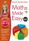 Maths Made Easy: Beginner, Ages 10-11 (Key Stage 2) : Supports the National Curriculum, Maths Exercise Book - Book