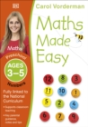 Maths Made Easy: Numbers, Ages 3-5 (Preschool) : Supports the National Curriculum, Maths Exercise Book - Book