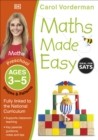 Maths Made Easy Shapes and Patterns Ages 3-5 Preschool - Book