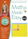 Maths Made Easy: Times Tables, Ages 7-11 (Key Stage 2) : Supports the National Curriculum, Maths Exercise Book - Book