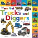 My First Trucks and Diggers Let's Get Driving - Book