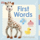 Sophie la girafe First Words - Book