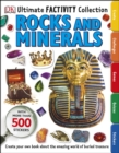 Rocks and Minerals Ultimate Factivity Collection : Create your own Book about the Amazing World of Buried Treasure - Book