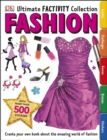 Fashion Ultimate Factivity Collection : Create your own Book about the Amazing World of Fashion - Book