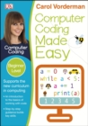 Computer Coding Made Easy Ages 7-11 Key Stage 2 - Book