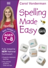 Spelling Made Easy Ages 7-8 Key Stage 2 - Book