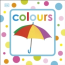 Squeaky Baby Bath Book Colours - Book