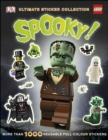 LEGO (R) Spooky! Ultimate Sticker Collection - Book