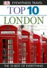 Eyewitness Top 10 Travel Guide: London - eBook