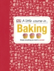 A Little Course in Baking - Book