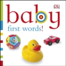 Baby First Words! - Book