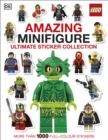 LEGO (R) Amazing Minifigure Ultimate Sticker Collection - Book